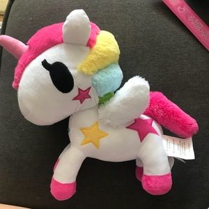 Brand New Tokidoki Unicorno doll